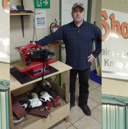 George's Shoe Repair and Skate Sharpening