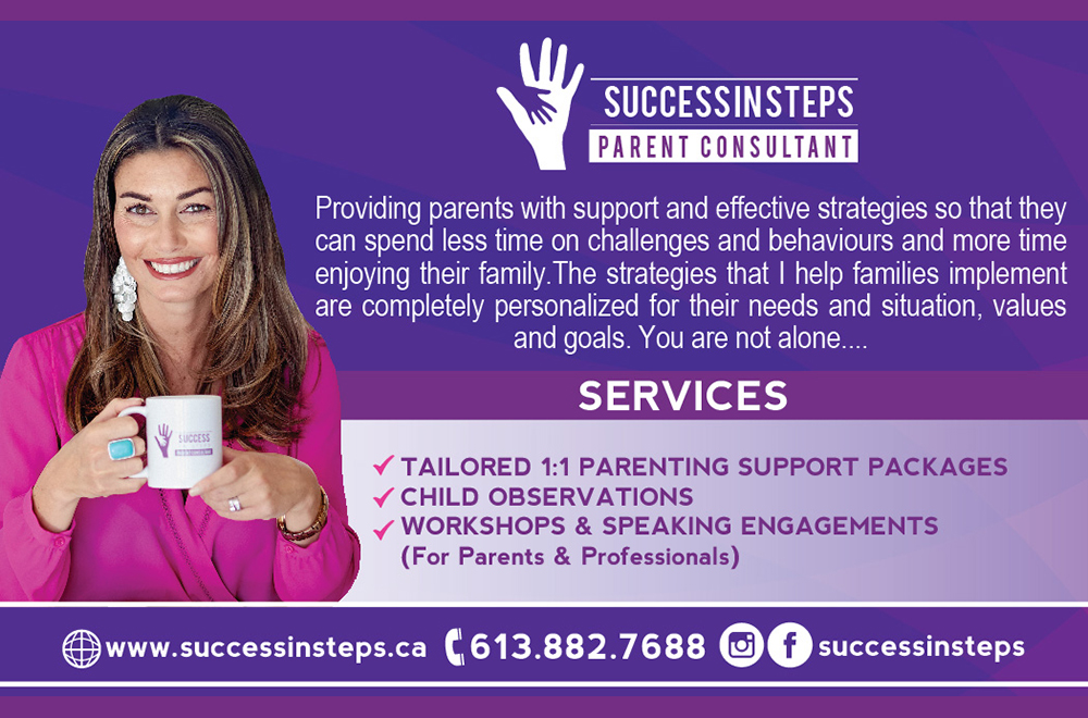 Success in Steps – Parent Consulting & Behaviour Coaching
